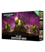изображение Вархаммер 40000 Чумной Хаулер Гвардии Смерти(Warhammer 40000 Easy to Build: Death guard Myphitic Blight-Hauler)