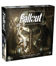изображение Фоллаут Настольная игра (англ) (Fallout The Board Game (eng))