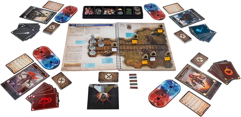 Глумхевен Мрачная гавань Львиный оскал: игровой процесс