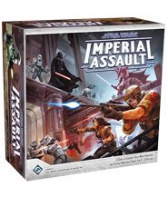 изображение Звёздные войны: Атака Империи (англ)(Star Wars Imperial Assault (eng))