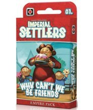 изображение Поселенцы. Давай будем друзьями (Imperial Settlers: Why Can't We be Friends)