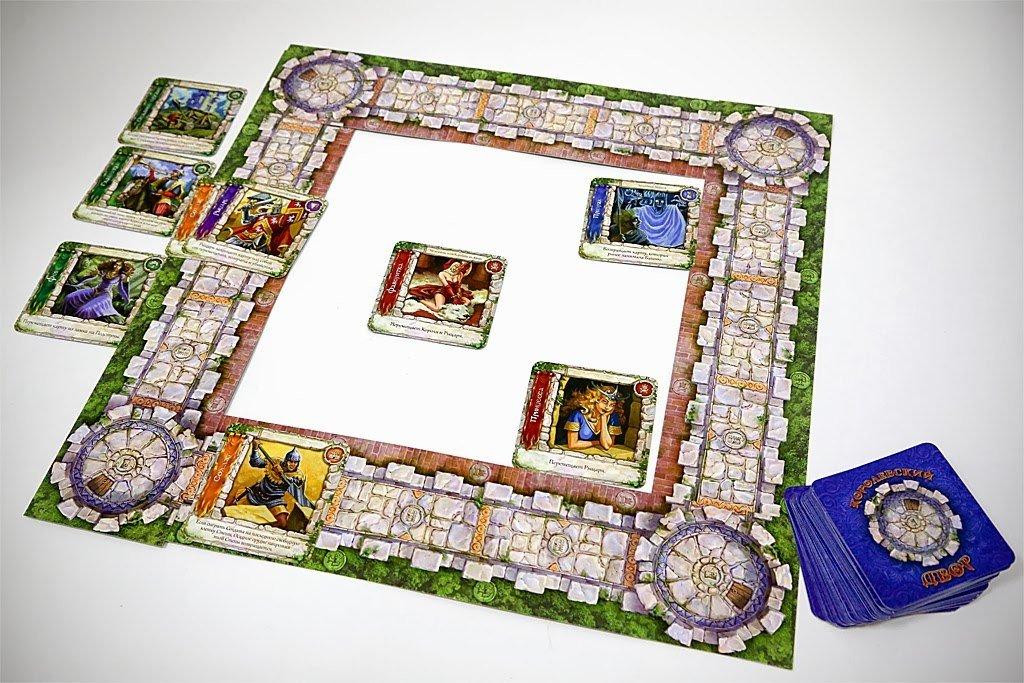 Ролевая игра королевский двор правила сюжетно ролевая игра для дошкольников сценарий