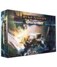 изображение Легендарные бои: Светлячок (Legendary Encounters: A Firefly Deck Building Game)