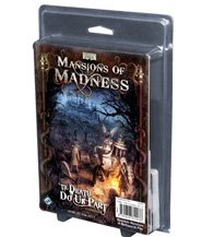 изображение Обитель безумия: Пока смерть не разлучит нас (Mansions of Madness:'Til Death Do Us Part)