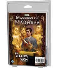изображение Обитель безумия: Жёлтый знак (Mansions of Madness: Yellow Sign)