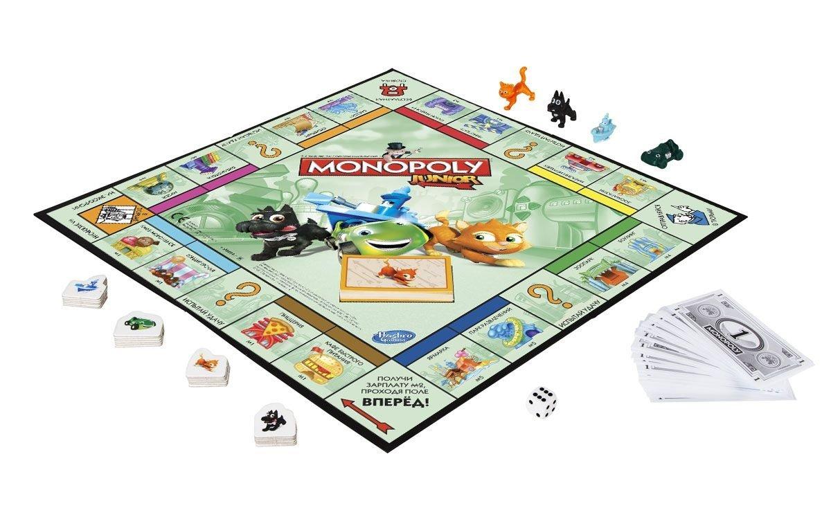 инструкция игры монополия