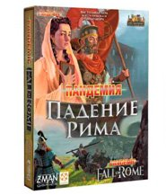 изображение Пандемия: Падение Рима (рус) (Pandemic: Fall of Rome (rus))