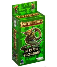 изображение Следопыт ролевая игра: карты состояний (Pathfinder Roleplaying Game: Conditions Cards)