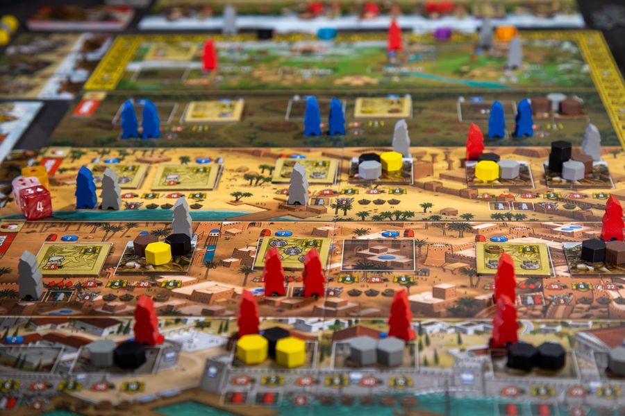 Вершники Скіфії : игровой процесс