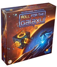 изображение Бросок за галактику (Roll for the Galaxy)