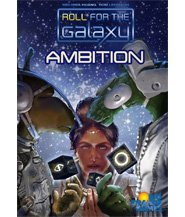 изображение Бросок за галактику: Амбиции (Roll for the Galaxy: Ambition)