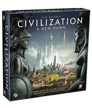 изображение Цивилизация Сида Мейера: Новый рассвет (англ) ( Sid Meier's Civilization: A New Dawn (eng))