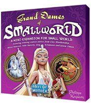 изображение Маленький мир: Великие дамы (Small World: Grand Dames of Small World)