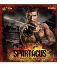 изображение Спартак:  Игра крови и предательства (рус) (Spartacus: A Game of Blood & Treachery)