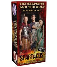 изображение Спартак: Волк и змеи (Spartacus: The Serpents and the Wolf Expansion)