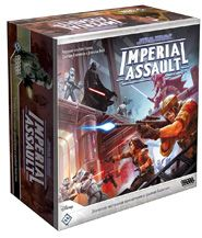 изображение Звёздные войны: Атака Империи (рус)(Star Wars Imperial Assault (rus))
