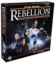 изображение Звёздные войны: Восстание Расцвет Империи (Star Wars: Rebellion Rise of the Empire)