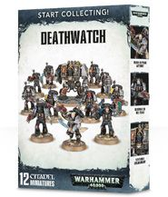 изображение Вархаммер 40000: Стартовый набор Караул смерти (Warhammer 40000: Start Collecting! Deathwatch)