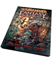 изображение Вархаммер Фентези: Книга правил (4-е издание) (Warhammer Fantasy RPG: 4th Edition Rulebook)