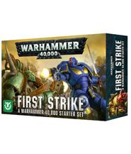 изображение Warhammer 40000: Первый удар (Warhammer 40000: First strike )