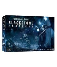 изображение Вархаммер Квест: Чернокаменная Крепость (Warhammer Quest: Blackstone Fortress)