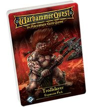изображение Вархаммер Квест. Карточная игра Убийца троллей (Warhammer Quest: Adventure Card Game Trollslayer Expansion)