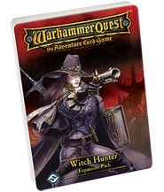изображение Вархаммер Квест. Карточная игра Охотник на ведьм (Warhammer Quest: Adventure Card Game Witch Hunter Expansion)