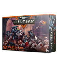 изображение Вархаммер 40000: Убойная Команда Стартовый Набор (Warhammer 40000: Kill Team Starter Set)