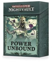 изображение Warhammer Underworlds Безграничная Сила (англ) (Warhammer Underworlds Nightvault Power Unbound Cards (eng))