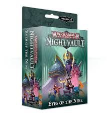 изображение Warhammer Underworlds Nightvault Глаза Девяти (рус)(Warhammer Underworlds Nightvault The Eyes of the Nine (rus) (rus))