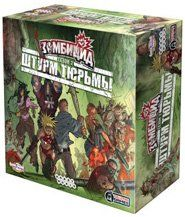 изображение Зомбицид сезон 2: Штурм тюрьмы (рус) (Zombicide Season Two: Prison Outbreak (rus))