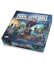 изображение Зомбицид: Токсичный центр (англ) (Zombicide: Toxic City Mall (eng))