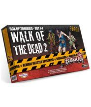 изображение Зомбицид: Ходячие мертвецы 2 (Zombicide: Walk of the dead 2)
